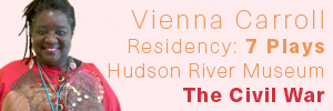 Vienna Carroll at the Hudson River Museum: Performance Residency