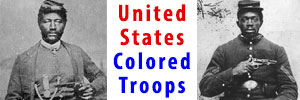 CIVIL WAR: United States Colored Troops