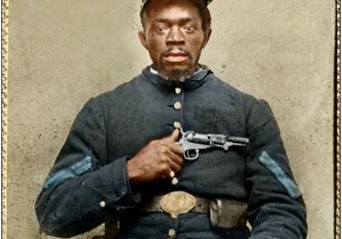 1st Sgt. Nimrod Burke