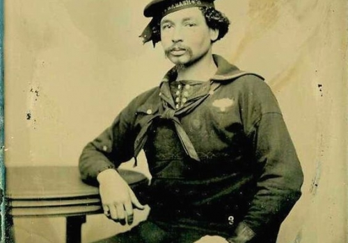 Dalyce Newby civil war sailor