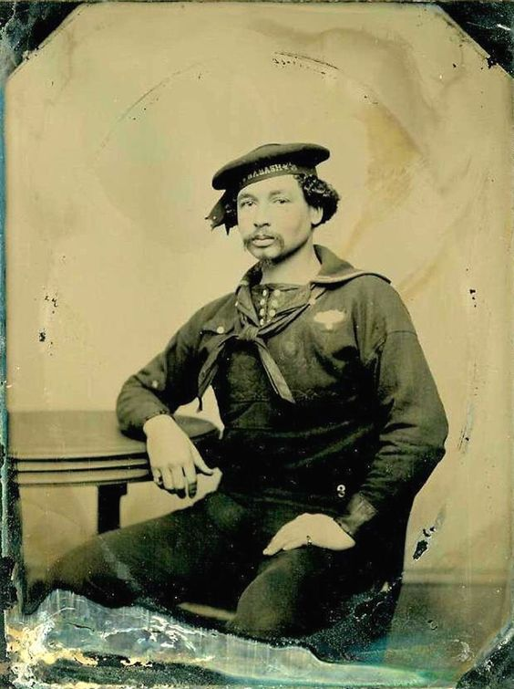 Dalyce Newby- Black Sailor in the Civil War