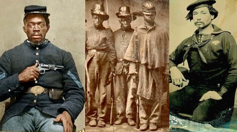 U.S. Colored Troops: Black Sailors and Soldiers