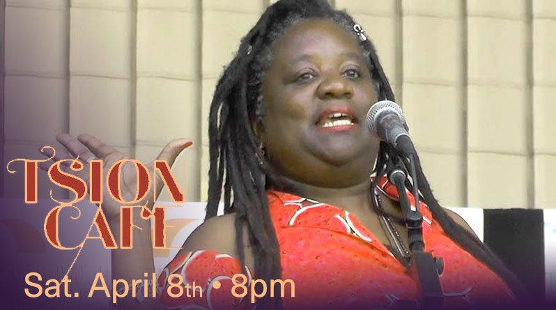 Vienna Carroll Perform's Jazz at Tsion Cafe on Sat. April 8th
