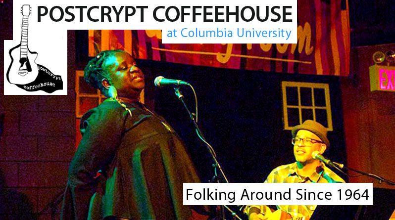 Vienna Carroll: Folk First at Columbia Univ. Postcrypt Coffeehouse