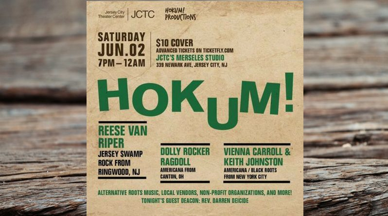 HOKUM – Jersey City, June 2